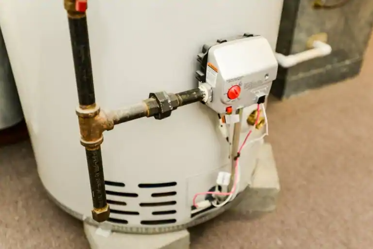 how to turn on water heater