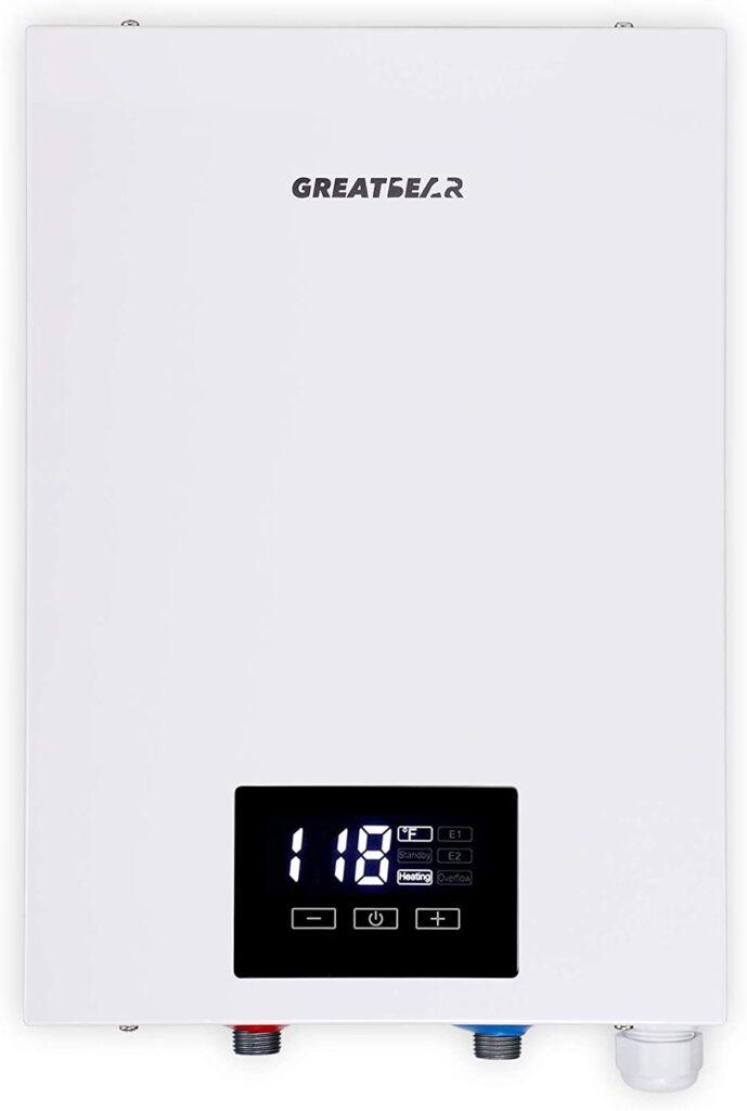 GREATBEAR Cheap Electric Tankless Water Heater