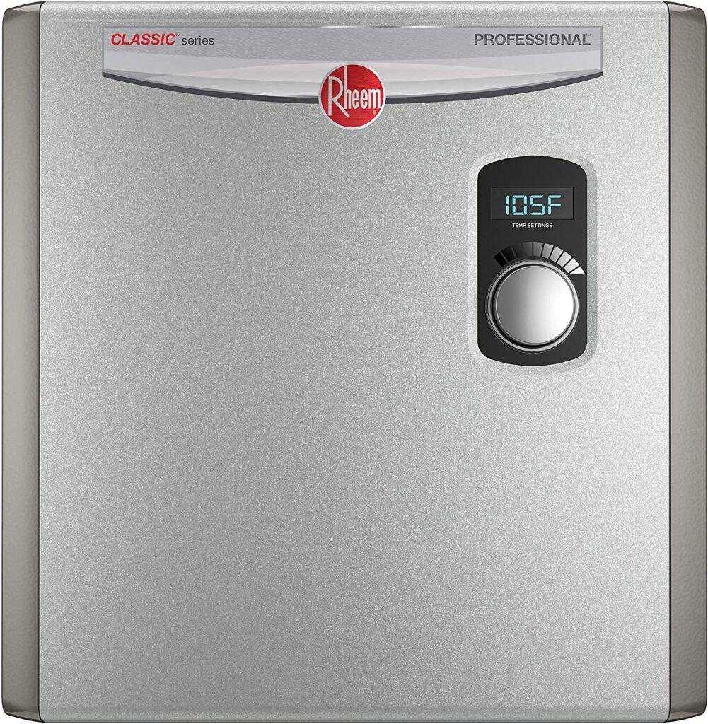 Rheem RTEX-24 24kW 240V Electric Tankless Water Heater