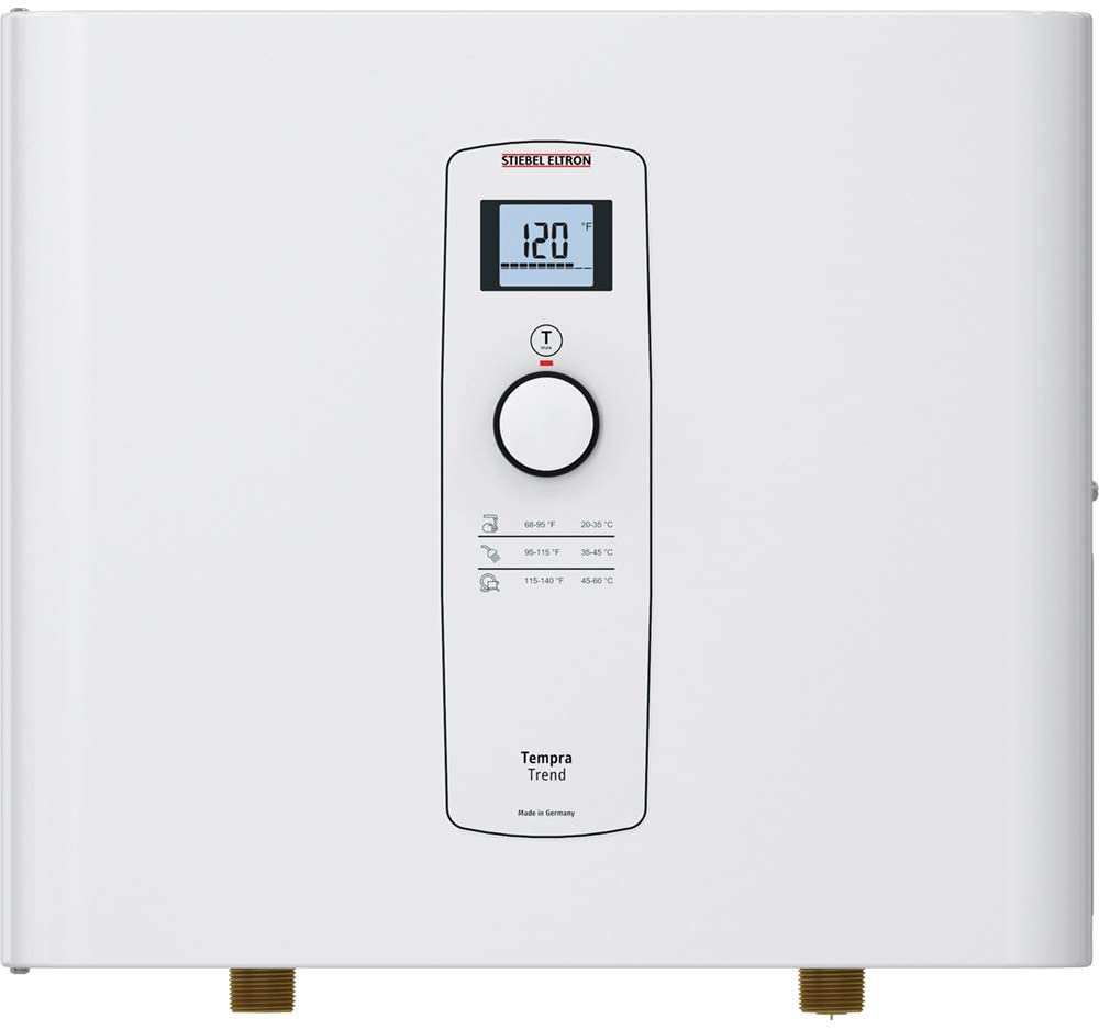Stiebel Eltron Electric Tankless Water Heater For Whole House