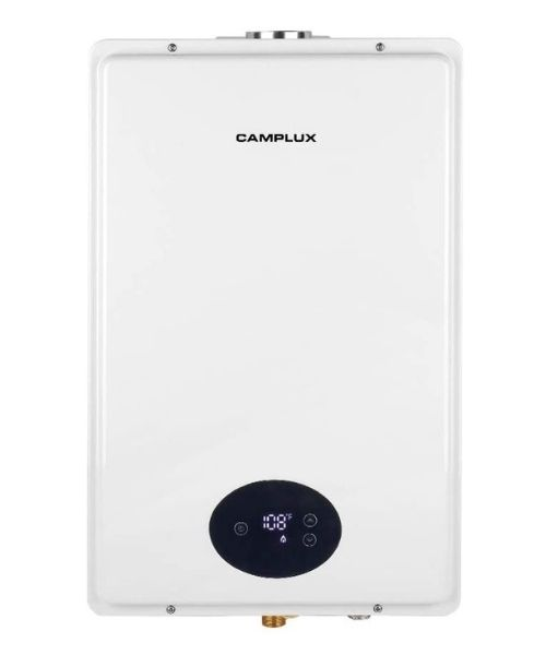 Camplux Tankless Electric Water Heater for RV